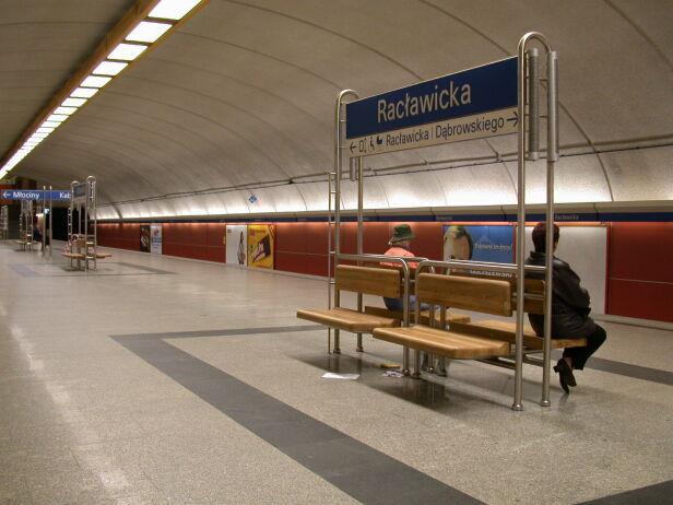 Metro Racławicka Kiclaw / wikipedia.pl