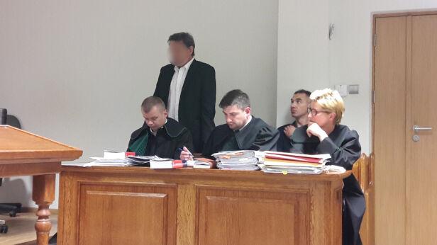 Proces Piotra T. (zdjęcie archiwalne) Piotr Machajski / tvnwarszawa.pl