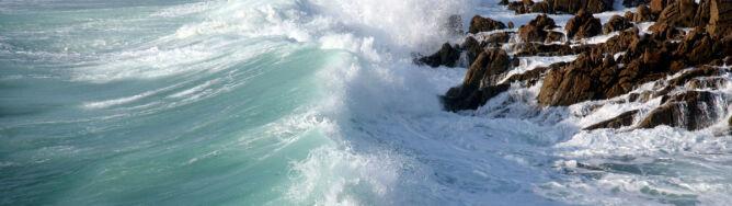 Aerozole wpływają na temperaturę Atlantyku?
