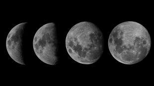 Księżyc w 2016 roku. Zobaczcie, jak będzie wyglądał godzina po godzinie