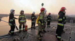 Małgorzata Znaniecka-Górska o pożarze w Biebrzańskim Parku Narodowym