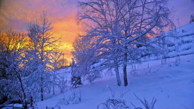 Nastała astronomiczna zima