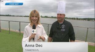 Anna Dec rozmawia z Adamem Relugą