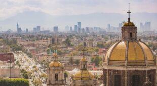 Niepokojące prognozy dla miasta Meksyk (wideo bez dźwięku fot.: Shutterstock)